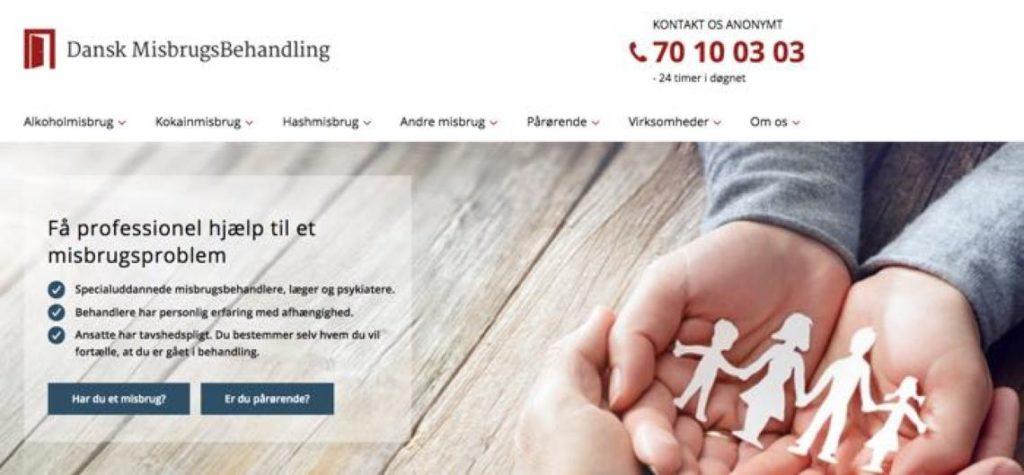 Dansk Misbrugs Behandling