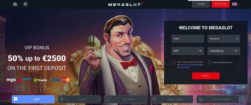 Megaslot Casino